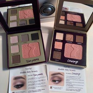 Tarte Double Duty Beauty Palette Duo